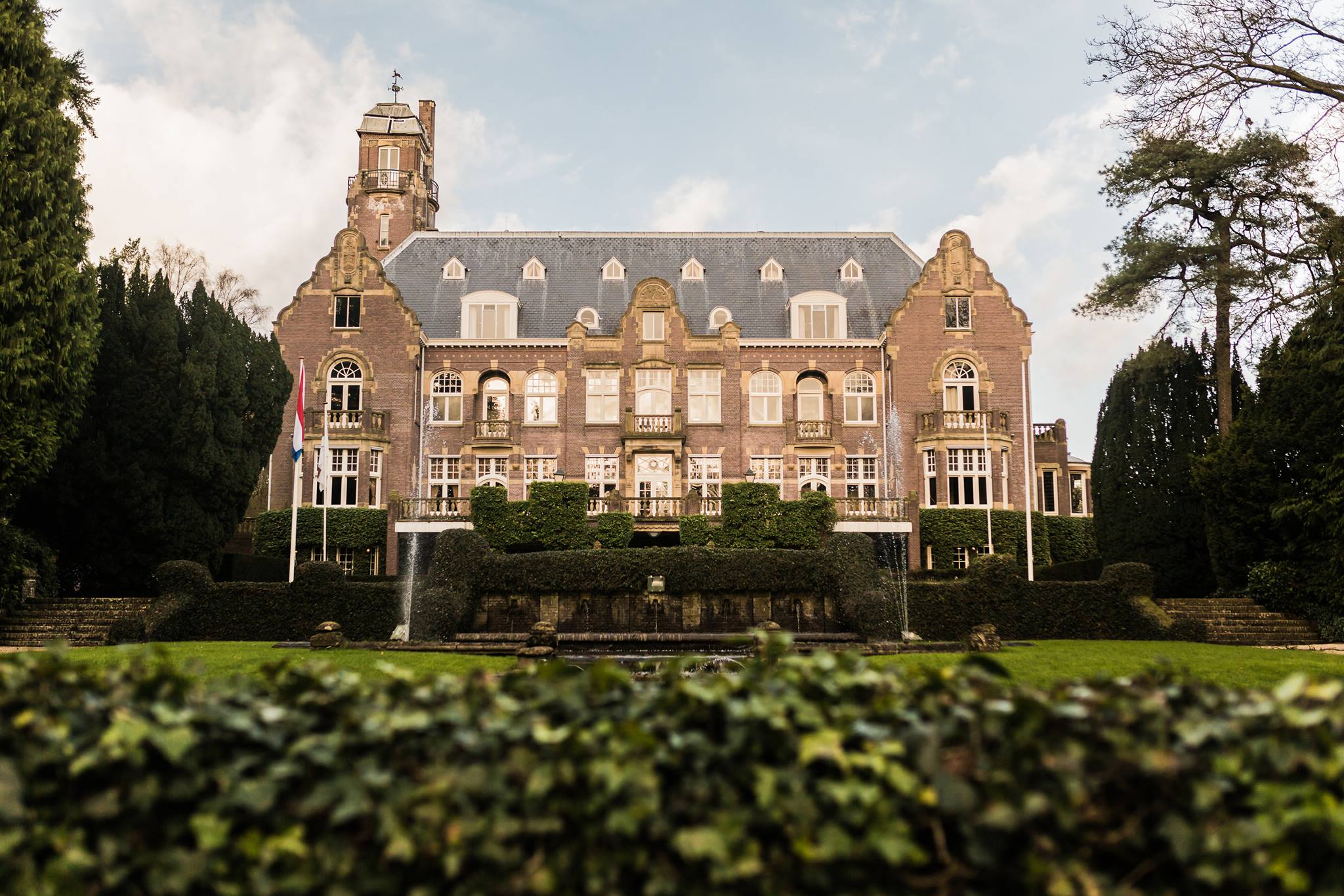 2019-11-29 | Vrijdagborrel in Het Gooi | Kasteel de Hooge Vuursche