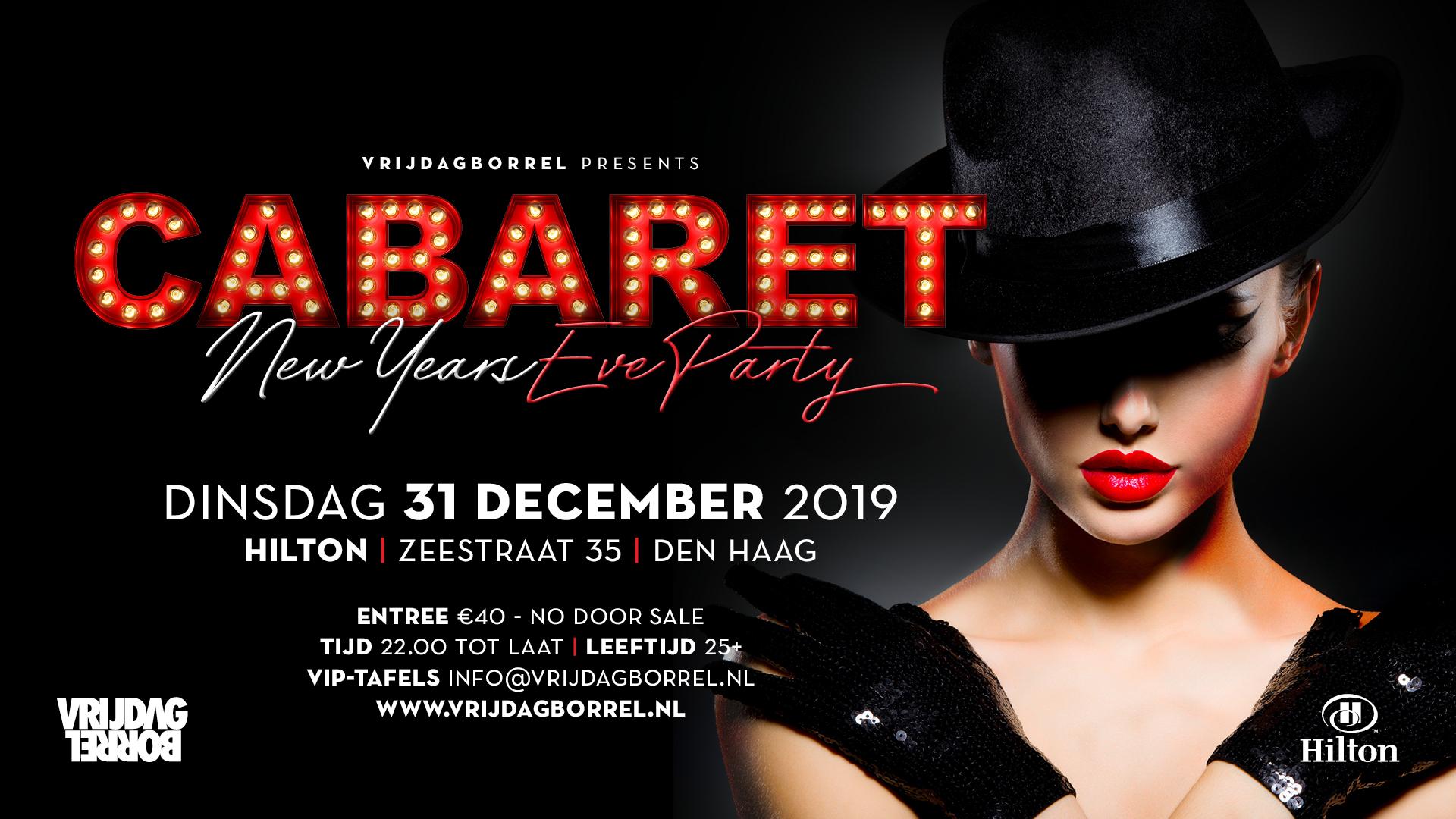 2019-12-31 Het Oud & Nieuw Feest | Hilton | Den Haag | Den Haag