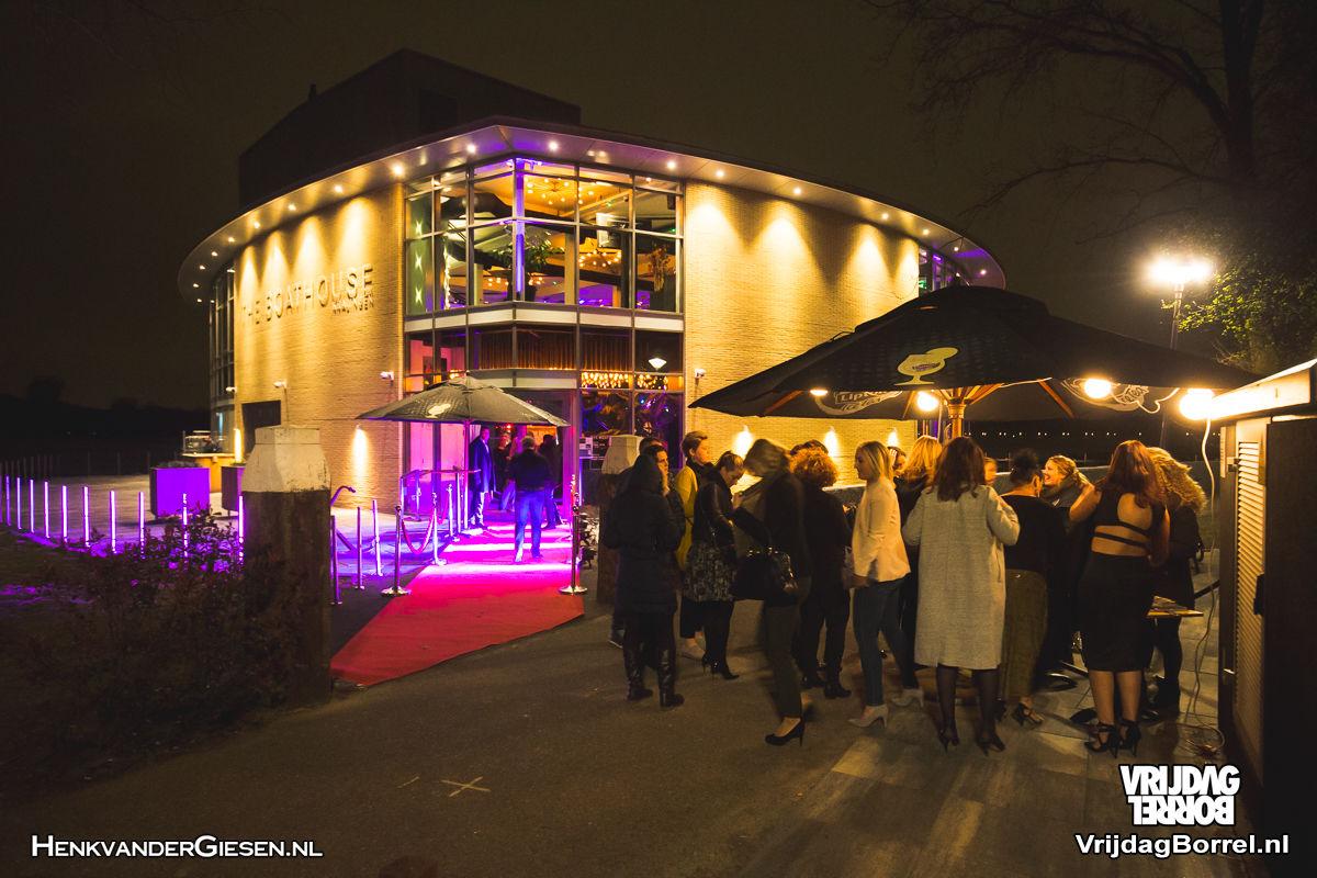 2019-11-08   De Vrijdagborrel in Rotterdam   The Boathouse